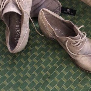 Giorgio brato lace up derby shoes